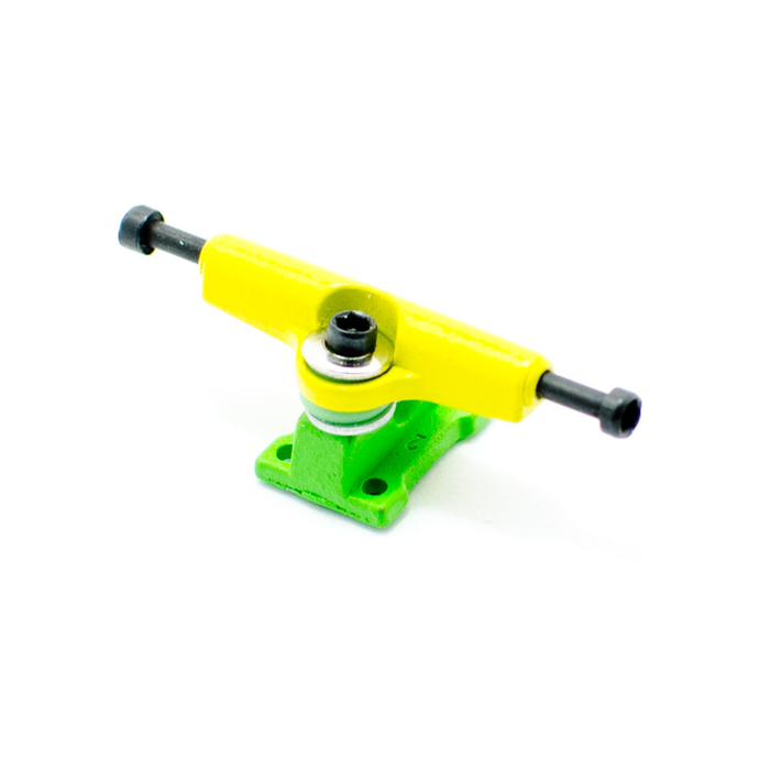 FS Trucks hex (yellow, green)