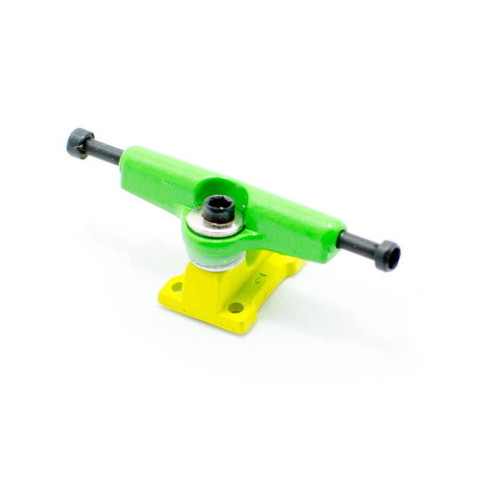 FS Trucks hex (green, yellow)